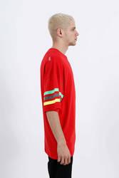 Saw - Saw - Shipshape T-Shirt Kırmızı (1)