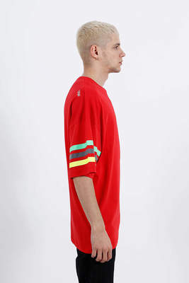 Saw - Shipshape T-Shirt Kırmızı