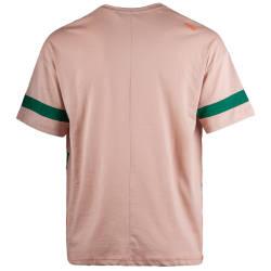 Saw - Strip Bej T-shirt - Thumbnail