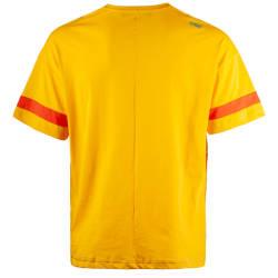 Saw - Strip Sarı T-shirt - Thumbnail