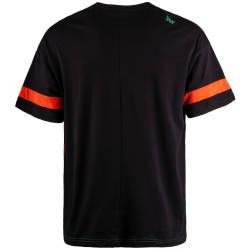 Saw - Strip Siyah T-shirt - Thumbnail