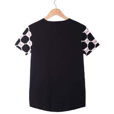 Saw - Cities Black T-shirt
