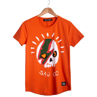 Saw - Skull T-shirt
