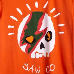 Saw - Skull T-shirt - Thumbnail