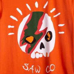 Saw - Skull T-shirt - Thumbnail