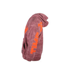 Saw - Saw - Time Of Choose Bordo - Turuncu Hoodie (1)