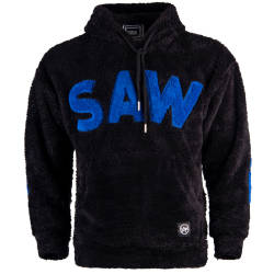 Saw - Saw - Time Of Siyah Peluş Hoodie