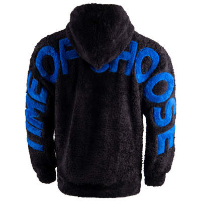 Saw - Time Of Siyah Peluş Hoodie