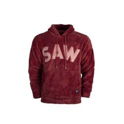 Saw - Saw - Time Of Choose Bordo Hoodie