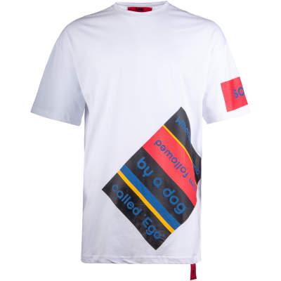 Saw - Whenever I Climb Beyaz T-shirt