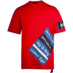 Saw - Saw - Whenever I Climb Kırmızı T-shirt