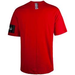 Saw - Whenever I Climb Kırmızı T-shirt - Thumbnail