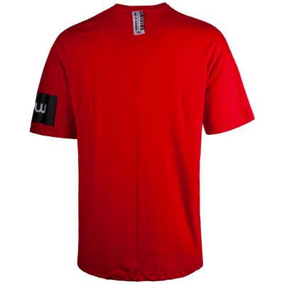 Saw - Whenever I Climb Kırmızı T-shirt