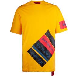 Saw - Saw - Whenever I Climb Sarı T-shirt
