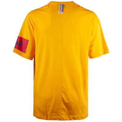 Saw - Whenever I Climb Sarı T-shirt