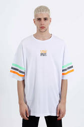 Saw - Saw - Shipshape T-Shirt Beyaz