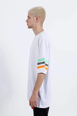 Saw - Shipshape T-Shirt Beyaz