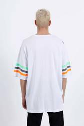 Saw - Shipshape T-Shirt Beyaz - Thumbnail