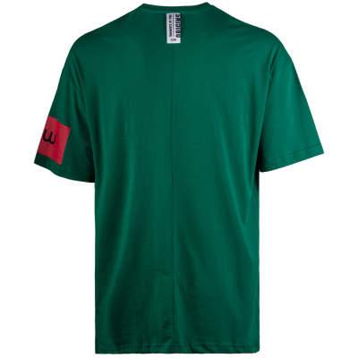 Saw - Whenever I Climb Yeşil T-shirt