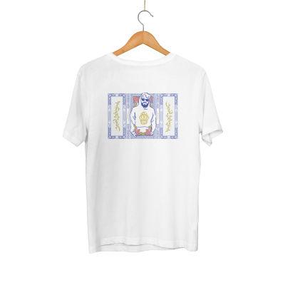 HH - Şehinşah Karma Beyaz T-shirt (Fırsat Ürünü)
