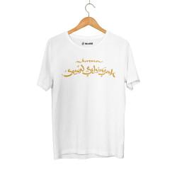 HH - Şehinşah Karma Beyaz T-shirt (Fırsat Ürünü) - Thumbnail
