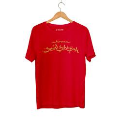 Şehinşah - HH - Şehinşah Karma Kırmızı T-shirt