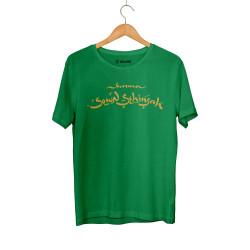 Şehinşah - HH - Şehinşah Karma Yeşil T-shirt