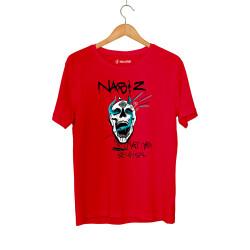 HH - Şehinşah Skull Beat Kırmızı T-shirt - Thumbnail