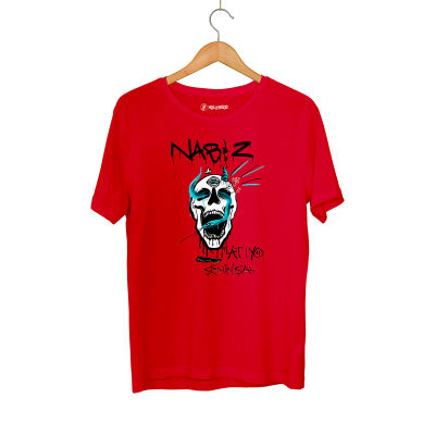 HH - Şehinşah Skull Beat Kırmızı T-shirt