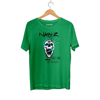 HH - Şehinşah Skull Beat Yeşil T-shirt