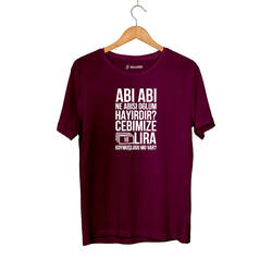 Sergen Deveci Abi Abi T-shirt (OUTLET) - Thumbnail