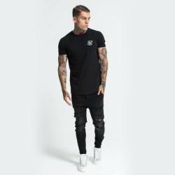 Siksilk - Siyah T-shirt - Thumbnail
