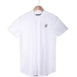 SikSilk - Rose Beyaz Gömlek - Thumbnail