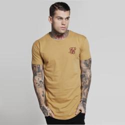 SikSilk - Siksilk - Hardal T-shirt