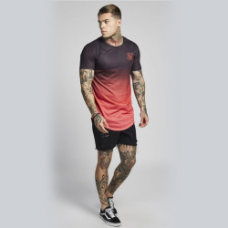 Siksilk - Peach Fade T-shirt - Thumbnail
