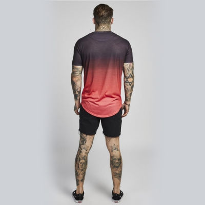 Siksilk - Peach Fade T-shirt