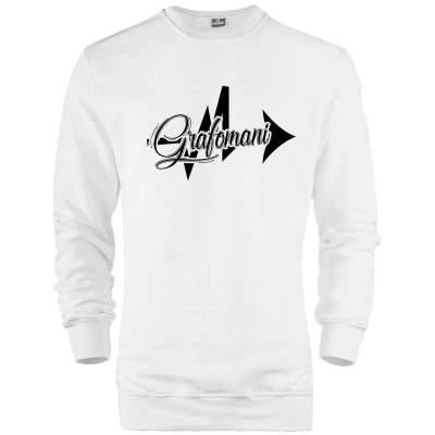 Sokrat St - HH - Sokrat Grafomani Sweatshirt