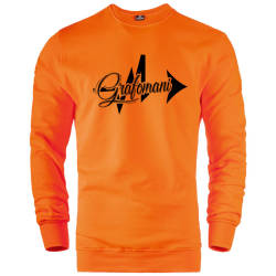 HH - Sokrat Grafomani Sweatshirt - Thumbnail