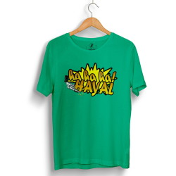 Sokrat St - HollyHood - Sokrat Hayal Yeşil T-shirt