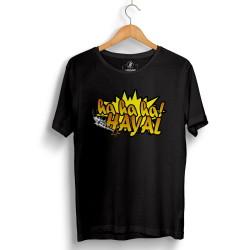 Sokrat St - HollyHood - Sokrat Hayal Siyah T-shirt