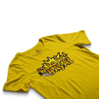 HH - Sokrat Hayal Sarı T-shirt