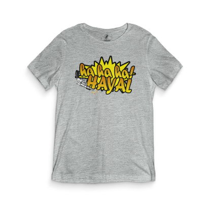 HH - Sokrat Hayal Gri T-shirt