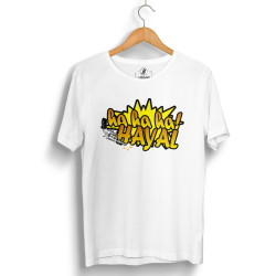 Sokrat St - HollyHood - Sokrat Hayal Beyaz T-shirt