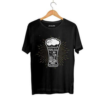 Sergen Deveci - Söylenenler Yolunu Bulur Biz Kesin Sarhoş Oluruz T-shirt