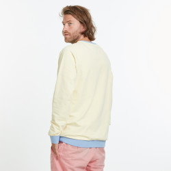 Inferno Raggazi - Split Lick Sarı Sweatshirt - Thumbnail