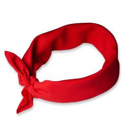 Stabil Kırmızı Bandana - Thumbnail