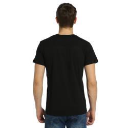 Bant Giyim - Star Wars Buddha Fett Boba Fett Siyah T-shirt - Thumbnail