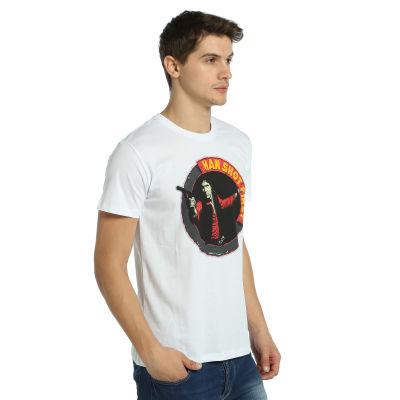 Bant Giyim - Star Wars Han Solo Beyaz T-shirt