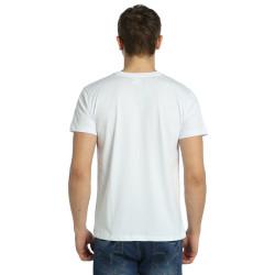Bant Giyim - Star Wars Han Solo Beyaz T-shirt - Thumbnail