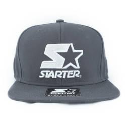 Starter - Starter - Gri Snapback Cap